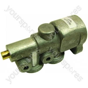Lid Shut Off Valve Single