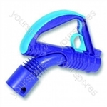 Wand Handle Assembly Blue/turquise