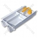 Soap Tray Assembly White