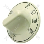 Indesit White Dishwasher Timer Knob