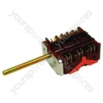 Indesit Group Selector switch Spares