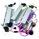 Hotpoint TFG20JRXWW Defrost Heater Asm