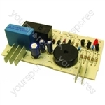 Indesit Tumble Dryer LED Relay & Buzzer