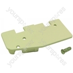 Hotpoint White Lower Right Hand End Cap