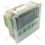 Creda 48906 Timer Eaton 5 Button
