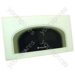 Oven Door Top Glass Pw+ Brackets