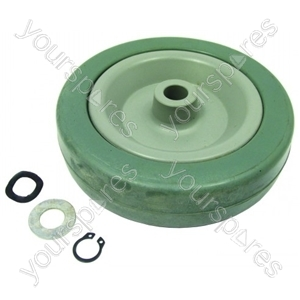 Castor With O Shaped Washer And Screw