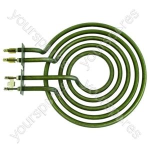 "Radiant Ring 7"" Dual 1800w"