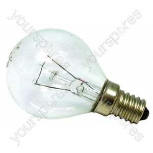 Lamp E14 40w