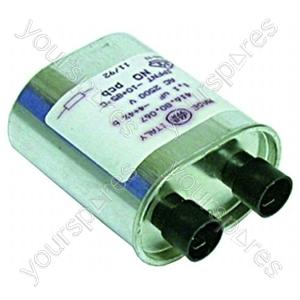 Capacitor 2500v 1.1uf