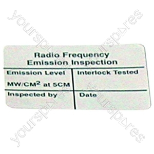 Test Label Pack Of 20