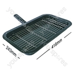 Grill Pan Complete Creda 243mm X 416mm