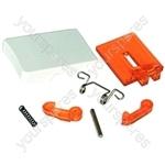 Servis Door Handle Kit Wh M308
