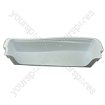 Indesit White Fridge Door Lower Bottle Shelf