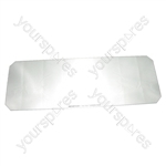 Hotpoint BU72B Top Door Inner Glass [bu]