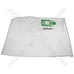 Numatic Henry-Hetty-James Microfibre Hepaflow Vacuum Cleaner Dust Bags x 10
