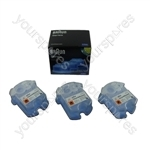 Braun CCR3 Clean & Renew Refill Cartridges - 3-Pack