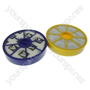 Dyson DC05 Post-Motor Hepa & Washable Pre-Motor Vacuum Cleaner Filter Set
