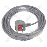 Dyson Dc01 Vacuum Cleaner Replacement Mains Cable Flex