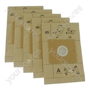 Daewoo RC105 Vacuum Cleaner Paper Dust Bags