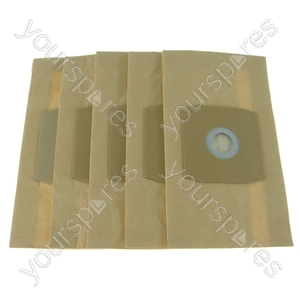 Daewoo Rc850 Vacuum Cleaner Paper Dust Bags