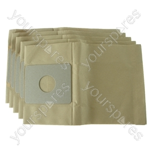 Kenwood A644 Vacuum Cleaner Paper Dust Bags