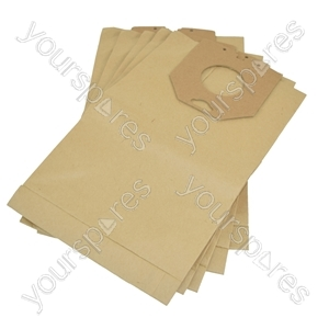 Philips Oslo Vacuum Cleaner Paper Dust Bags
