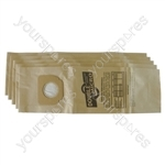 Hoover Turbo Vacuum Cleaner Paper Dust Bags