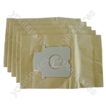 Panasonic Cylinder Vacuum Cleaner Paper Dust Bags
