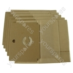 Rowenta Revo Vacuum Cleaner Paper Dust Bags
