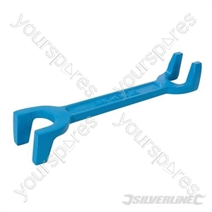 Basin Wrench - 15 & 22mm Fittings