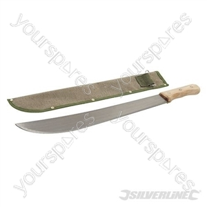 Machete & Sheath - 405mm