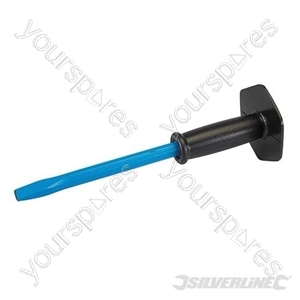 Cold Chisel with Guard - 19 x 300mm