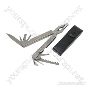12-in-1 Multi-Tool Pliers - 155mm