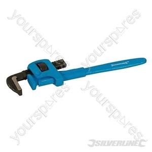 Stillson Pipe Wrench - Length 350mm - Jaw 55mm