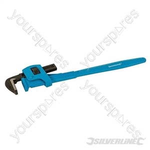Stillson Pipe Wrench - Length 600mm - Jaw 65mm