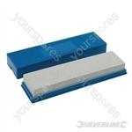 Silicon Carbide Combination Sharpening Stone - Fine / Medium Grade