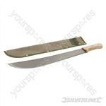Machete & Sheath - 400mm