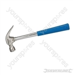 Tubular Shaft Claw Hammer - 16oz (454g)