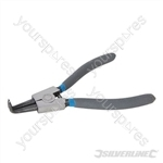 Bent External Circlip Pliers - 180mm