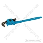 Stillson Pipe Wrench - Length 600mm - Jaw 80mm
